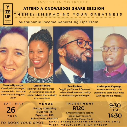 YZE UP Learn how to Learn Knowledge Share